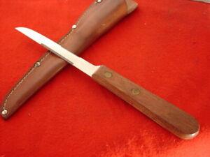 "Case Robinson Knife Co USA 9-1/4"" Fixed Blade Universal Knife MINT"