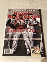 2008 Sports Illustrated BASEBALL PREVIEW Upton TULOWITZKI Braun NEWSSTAND N/Lab