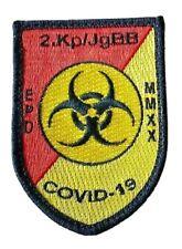 Bundesheer JgB Burgenland 2. Kp ASSE Patch Abzeichen ÖBH