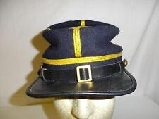 R25A-20 Us Union Civil War Kepi hat Officer Gold size 7