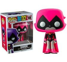 Teen Titans Go! Raven Pink Exclusive Pop! Vinyl Figure Funko 108