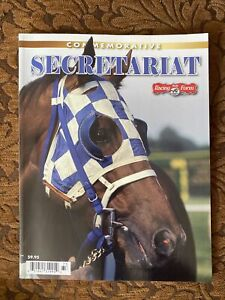 Secretariat: Beautiful Commemorative, DRF Souvenir Edition Rare MINT