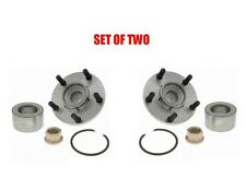 Front Wheel Hub & Bearing Kit Assy For Nissan Altima 3.5L 2002-2006 SET OF TWO
