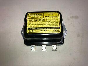 Fiat 850 Voltage Regulator 1968-1970 Part#: 4117697