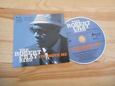 CD Rock Robert Cray Band - You Move Me (1 Song) Promo PROVOGUE MASCOT