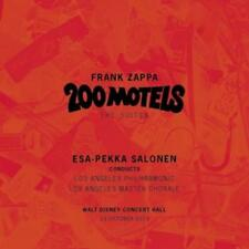 Los Angeles Master Chorale-Frank Zappa: 200 Motel-The Suite-CD NUOVO
