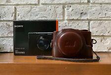 Sony Cyber-shot DSC-RX100 III Digital Camera DSCRX100M3/B