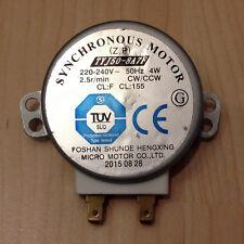 Neu Mikrowelle Drehteller Synchronous Motor TYJ50-8A7F 2,5r/min CW/CCW SHARP