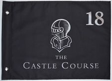ST. ANDREWS LINKS (The Castle Course) GOLF FLAG