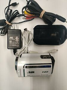 JVC Everio GZ-MG335WU Camcorder HDD 30GB,  fully Functional