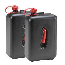 2x Kraftstoffkanister 2 Liter für Motorrad Roller Quad Kanister Benzinkanister L