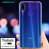Nillkin For Xiaomi Redmi Note 7 / 7 Pro Transparent Nature TPU Back Case Cover