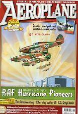 Aeroplane Monthly Magazine 2011 June Hurricane,P-51.P-61,Mosquito,PBY-5 Catalina