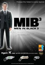 Dragon CYBER-HOBBY MIB3 Men in Black 3 Agent K 1969 Josh Brolin 1/6 Figure