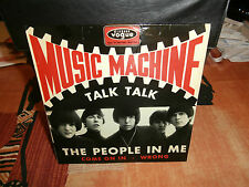 "the music machine""talk talk""ep.7""or.fr.vogue:int18121de 1966.rare"