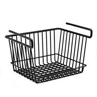 Snapsafe 76011 Hanging Shelf Basket Large Black