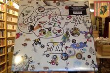 Led Zeppelin III LP sealed 180 gm vinyl RE reissue 2014 3 three