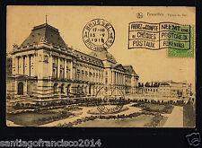 Belgie 60.-Bruxelles -1919 Palais du Roi