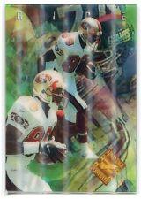 1996 Collector's Edge Advantage Video 12 Jerry Rice 371/2000