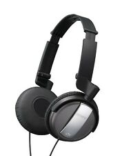 Sony MDRNC7/BLK Noise Canceling On-Ear headphones (Black)