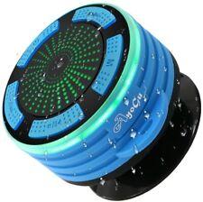 Shower Radios,Ip67 Portable Wireless Bluetooth Waterproof Dustproof Speaker