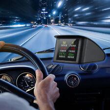 SN_ T600 UNIVERSAL HUD CAR AUTO HEADS UP DIGITAL DISPLAY OBD SPEED SCANNER DET