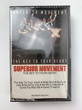 Superior Movement The Key To Your Heart (Cassette)