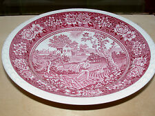 Villeroy & Boch Rusticana rot : tiefe Speiseteller / Suppenteller 23,5 cm