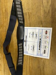 Garmin HRM-Dual Heart Rate Monitor Chest Strap - Bluetooth ANT+