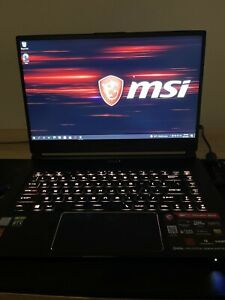 MSI GS65 Stealth 9SG Top Specs