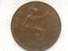 Penny Britannia 1927 Great Britian George V