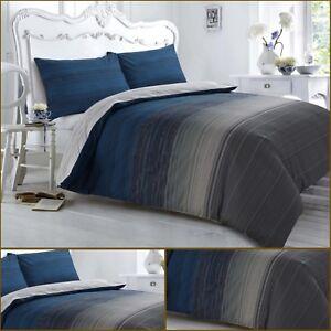 Elegance 100% Egyptian Cotton Printed Duvet Cover Sets Bedding Sets All Sizes