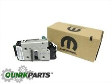 07-17 JEEP WRANGLER REAR RIGHT SIDE DOOR POWER LATCH LOCK ACTUATOR OEM NEW MOPAR