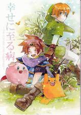 Super Smash Bros Brothers Doujinshi Legend of Zelda Link + x Roy Pikachu The Sic