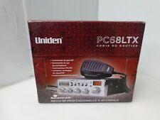 Uniden Pc68Ltx 40 Channel Mobile Fixed Mount Cb Radio w Pa