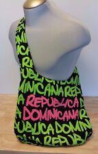 Robin Ruth Original Republica Dominicana Caribbean Handbag Shoulder Tote Purse