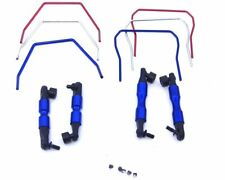 Traxxas Slash 4x4 & LCG Front & Rear Sway Bar Set by Hot Racing SLF311 Rally