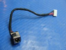 """Asus X45A-HCL112G 14"""" Genuine Laptop DC-IN Power Jack w/ Cable"""