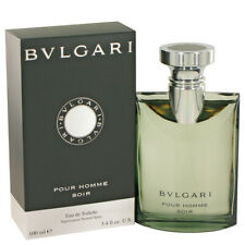 Bvlgari Pour Homme Soir by Bvlgari Eau De Toilette Spray 3.4 oz for Men