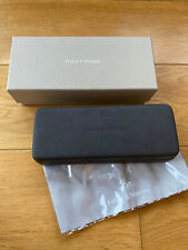 Frency and Mercury Eyeglasses Case - NEW in box eith microfiber cloth