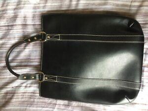 LANCEL leather women bag