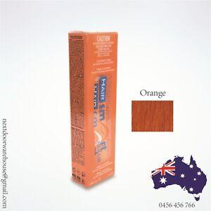 Hair Smart Booster Creator Permanent Hair Colouring Cream 100 mL - Orange