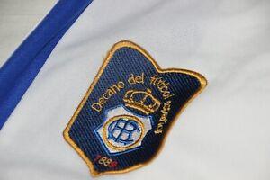 Calzon Of Football Official of The Recreational Of Huelva Adidas Size S Cotizado
