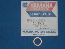 Yamaha SR500/RD250/RD400/RD50DX Kupferscheibe 90201-10118