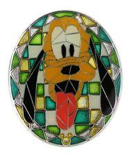 2009 Disney HKDL Mosaic Collection Tin Pluto Pin N1