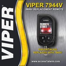 Viper 7944V Responder HD SST 2-Way OLED Color Remote Control For The Viper 5906V