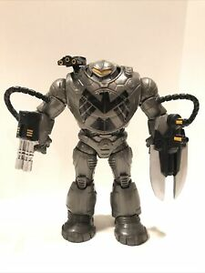 Marvel Legends MANDROID BAF COMPLETE Build A Figure Hasbro 2014 Shield Avengers