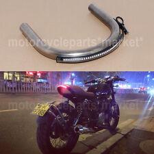 Cafe Racer Seat Hoop Loop End Brat Yamaha XS 750 850 1100 large CC+ Turn Light