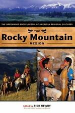 The Rocky Mountains Region by Rick Newby (2004, Hardcover)