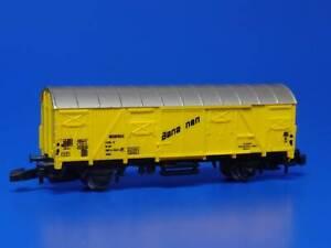 MARKLIN Z - 8606 - Bananen Box Car (90)/ EXC